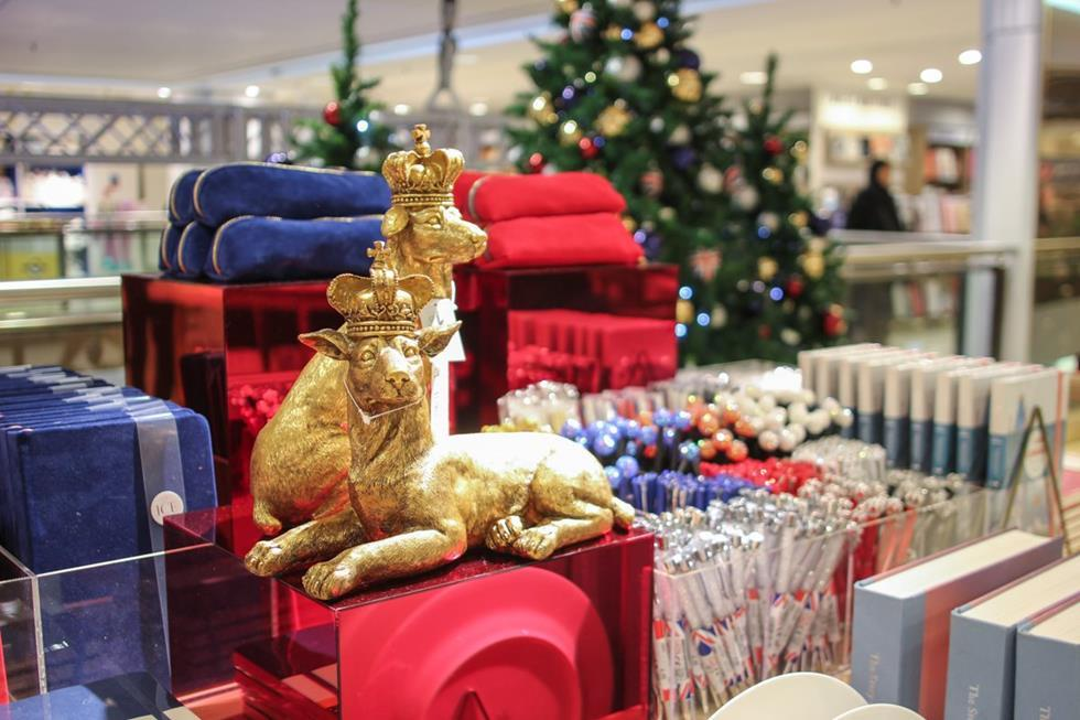 In pictures: Selfridges opens its Christmas shop | Photo gallery ...